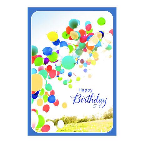 Sky High Birthday Wishes
