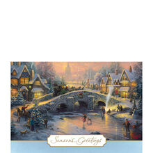 Thomas Kinkade: Spirit of Christmas