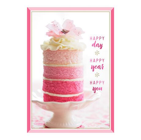 Shades of Pink Birthday