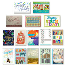 Value Birthday 150 Pack Assortment