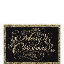 Gold & Black Greetings