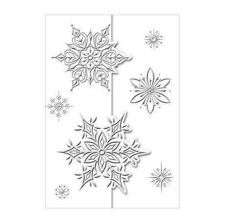 Snowflake Unfolder