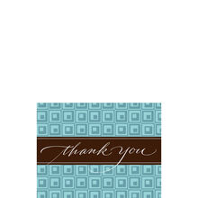 Trendy Thank You Note Card Pack