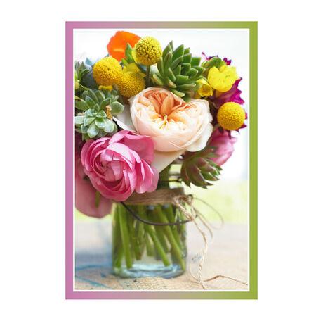 Photo Floral Bouquet