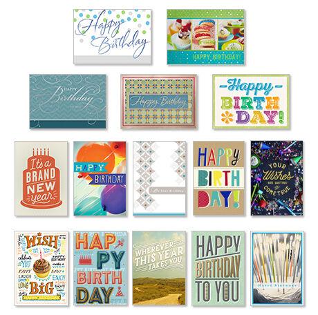 Birthday 75 Pack Assortment