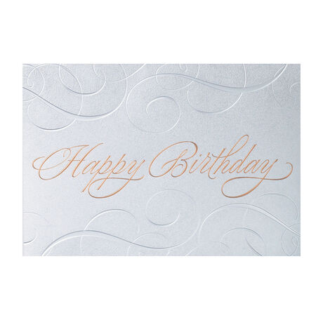 Fancy Happy Birthday Cards Hallmark Business Connections – Happy Birthday Card Hallmark