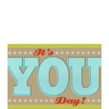 Business birthday cards corporate birthday cards hallmark its you day colourmoves Gallery