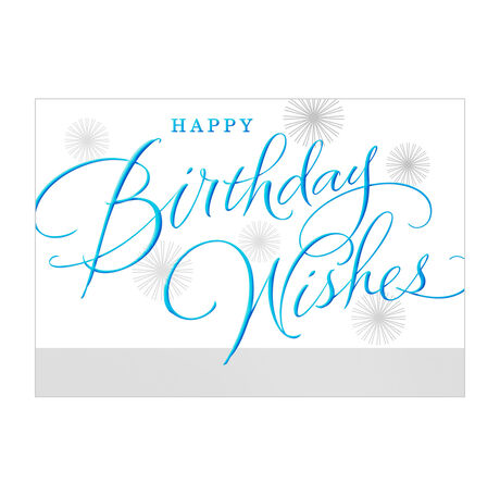 Starburst Birthday