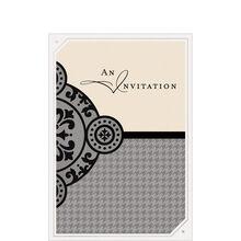 Medallion Invitation