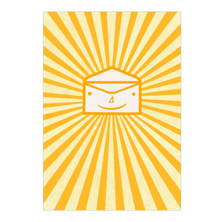 Happy Envelope Business Hallmark Card