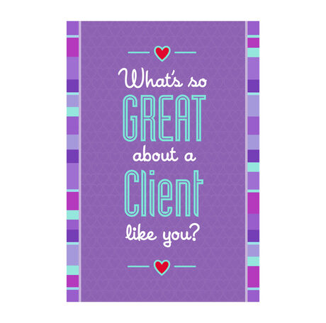 Great Client Like You