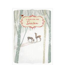 Deer Watercolor