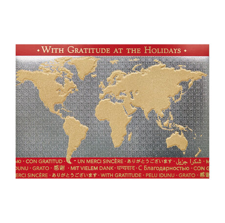 Global Holiday Thanks