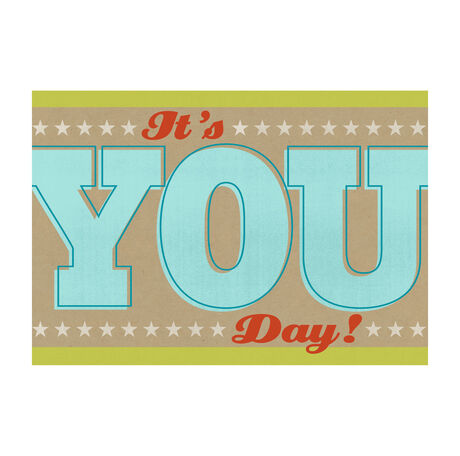 It's You Day