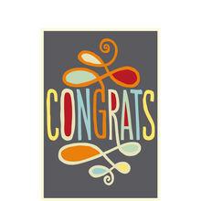 Swirl of Congrats