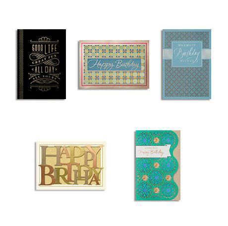 Premium Birthday 25 Pack Assortment