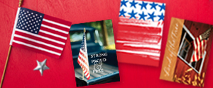 Shop Patriotic Cards & Save