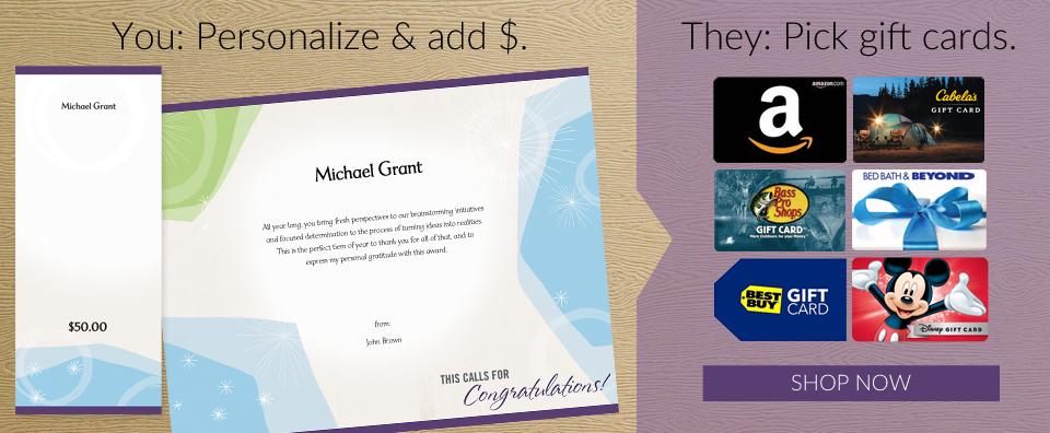 Hallmark Business Employee Rewards