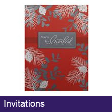 Business Invitation Greeting Cards