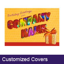 Customized Cover Greeting Cards