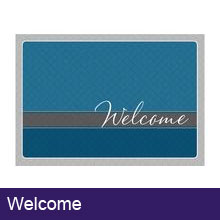 Welcome Cards for Business