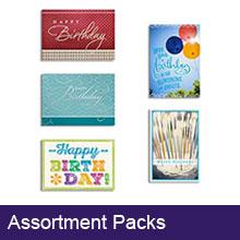 Greeting Card Assortment Packs