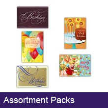 Greeting Card Assortment Packs