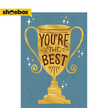 Best Trophy Employee Appreciation Hallmark Card