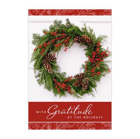 Gratitude Wreath
