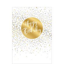 Business birthday cards corporate birthday cards hallmark gold silver celebration colourmoves