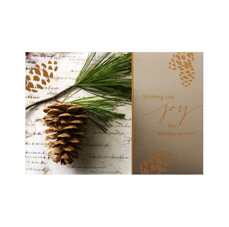 Pine Bough Impression