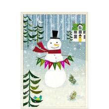 Snowman Greetings