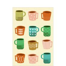 Coffee Mugs Business Hallmark Card