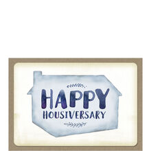 Happy Housiversary Home Anniversary Card for Realtors