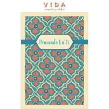 Thinking of You Spanish Business Hallmark Card