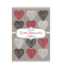 Business valentines day cards corporate valentines day cards appreciation hearts colourmoves