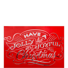 Jolly, Joyful Christmas Business Hallmark Card