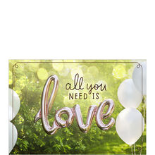 Wedding Card (Love Balloons) for Business