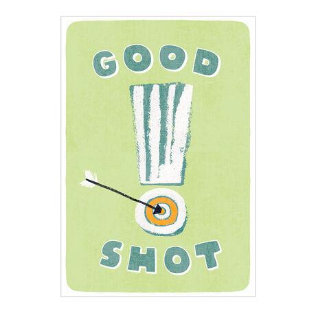 Immunizations Health Business Hallmark Card