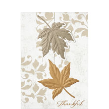 Fall Unfolds