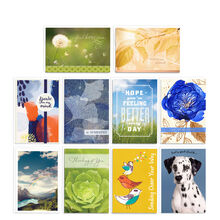 Assorted Care, Concern and Sympathy Cards 50 Pack