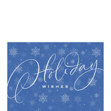 Wishes & Snowflakes