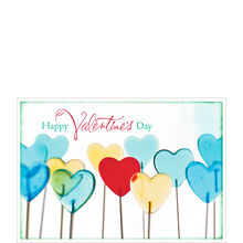 Business valentines day cards corporate valentines day cards valentine candies colourmoves