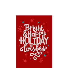 Bright, Happy Holiday