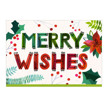 Wishes Made Merry