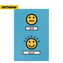 Emoji Encouragement Business Hallmark Card