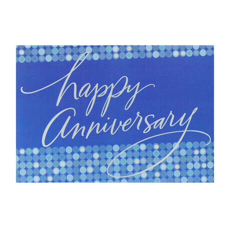 Anniversary Marquee
