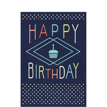 Happy Birthday Cupcake Business Hallmark Card