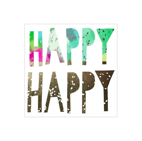 Happy x 2