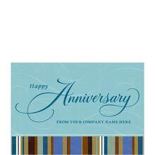 Company Anniversary Personalized Cover Hallmark Business Card